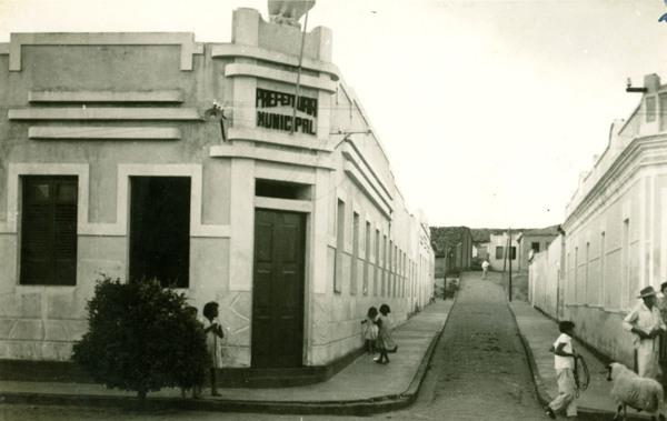 Prefeitura Municipal : São Brás, AL - [19--]