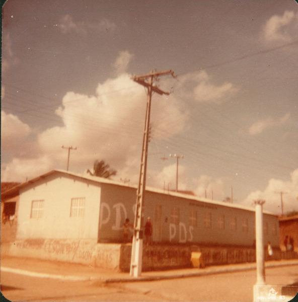 Grupo Escolar Municipal Efenor Alves : São Brás, AL - 1983