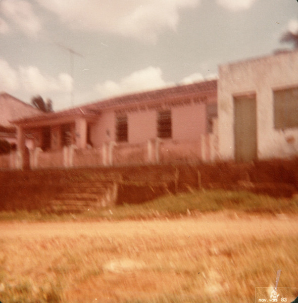 Unidade básica de saúde : São Brás, AL - 1983