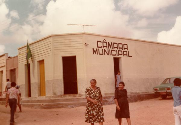 Câmara Municipal : Senador Rui Palmeira, AL - 1983