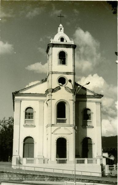 Igreja Matriz de Santa Maria Madalena : União dos Palmares, AL - [19--]