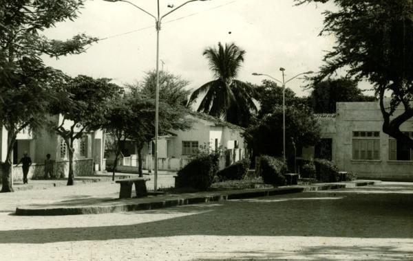 Praça Jorge de Lima : União dos Palmares, AL - [19--]