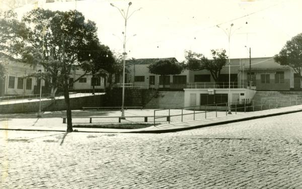 Praça Brasiliano Sarmento : União dos Palmares, AL - [19--]