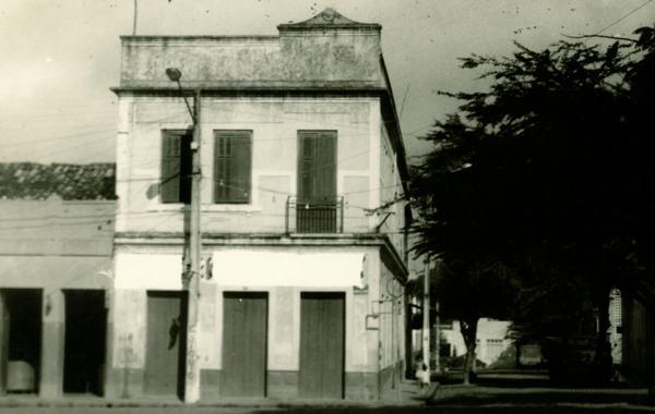 Casa do poeta Jorge de Lima : União dos Palmares, AL - [19--]