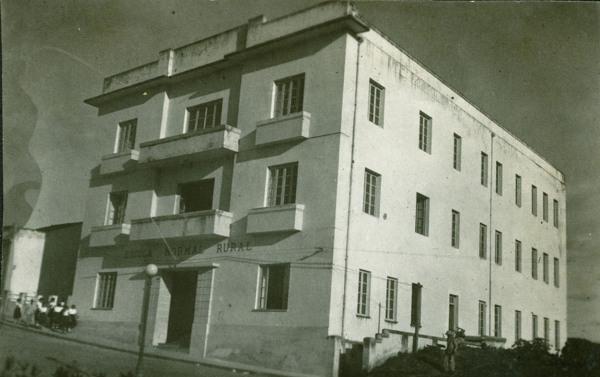 Escola Normal Rural : Viçosa, AL - [19--]