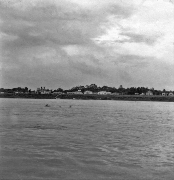 Vista da Cidade de Borba (AM) - mar. 1966