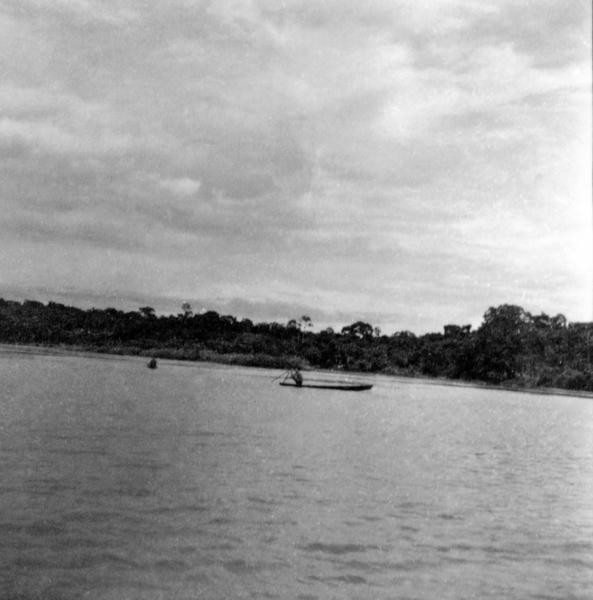 Arpoadores no municipio de Itapiranga (AM) - fev.1965