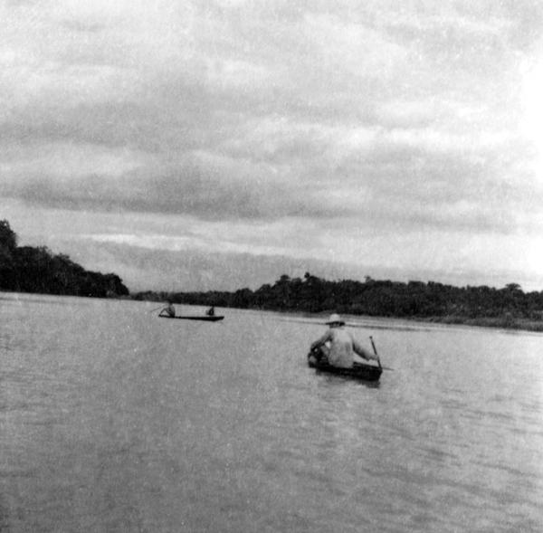 Arpoadores no município de Itapiranga (AM) - fev.1965