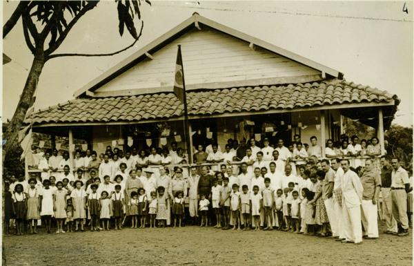 Escola Isolada Mista : Mazagão, AP - [195-?]