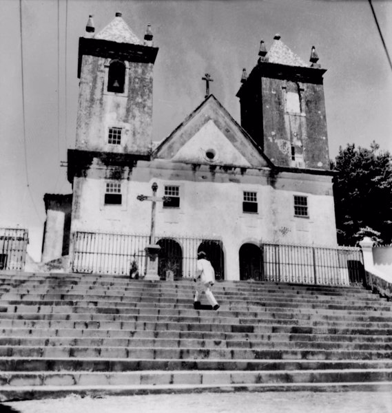 Igreja de Santo Antônio em Salvador (BA) - mar. 1952