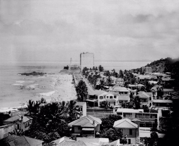 Bairro da Barra em Salvador (BA) - 1952