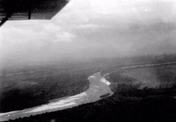 Rio Jequitinhonha : município de Itapebi - 1953