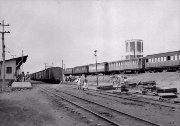 Estação Ferroviária de Juazeiro (BA) - 1957