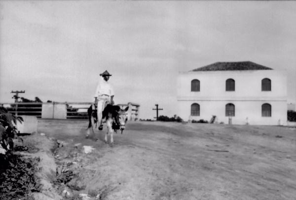 Vaqueiro no Povoado de Carnaíba em Juazeiro (BA) - 1957