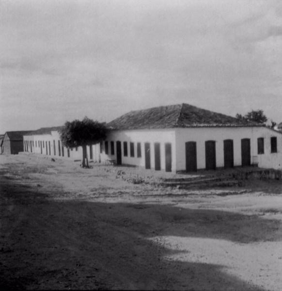 Cidade de Aracatu (BA) - fev. 1962
