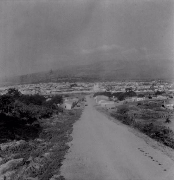 Cidade de Brumado (BA) - fev. 1962