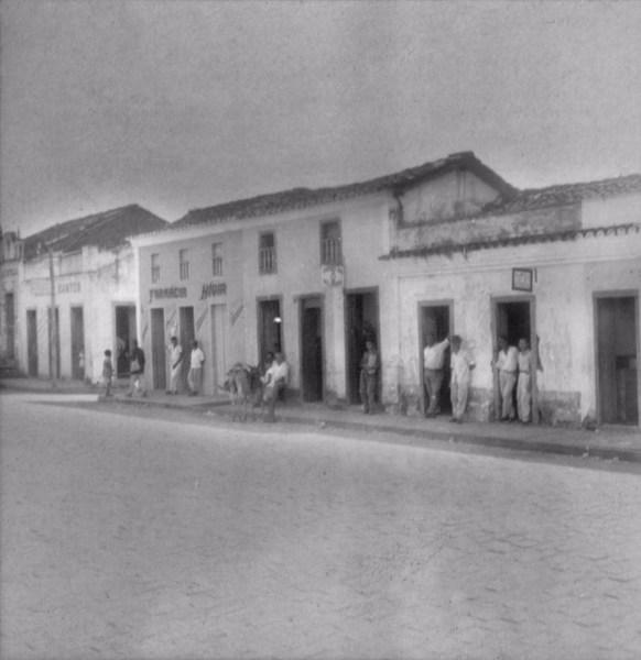 Casas comerciais de Brumado (BA) - fev. 1962