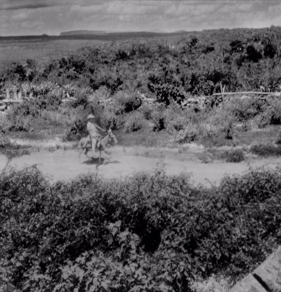 Povoado Cruz na cidade de São Gonçalo dos Campos (BA) - 1962