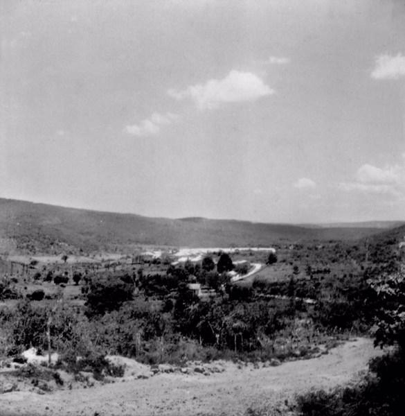 Cidade de Santa Cruz Cabrália (BA) - fev. 1962