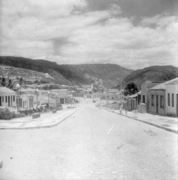 Cidade de Jacobina (BA) - fev. 1962
