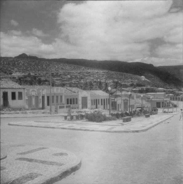 Cidade : município de Jacobina (BA) - 1962