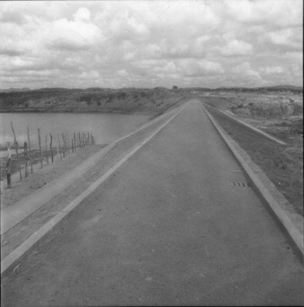 Açude Serrote : município de Serrolândia - 1962