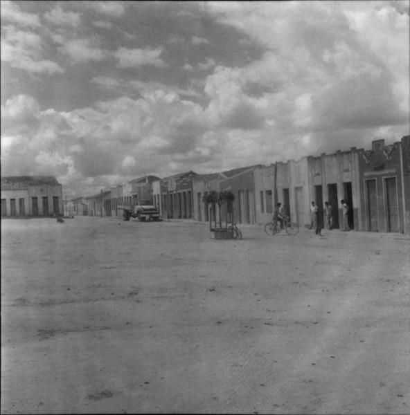Cidade de Serrolândia (BA) - 1962