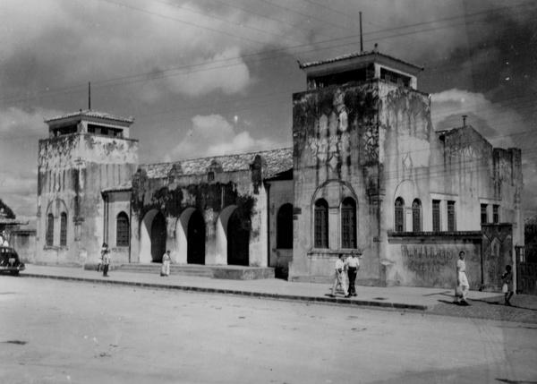 Prefeitura da cidade : Município de Feira de Santana - [196-?]
