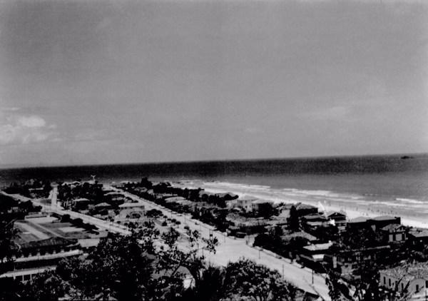Cidade Nova, zona residencial de Ilhéus - 1953