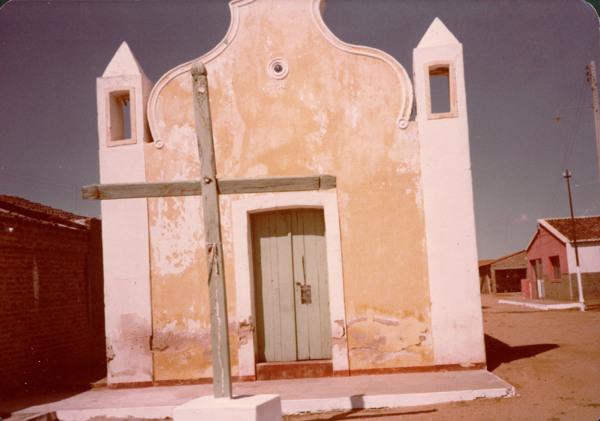 Capela de Santo Antônio : Abaré, BA - [19--]