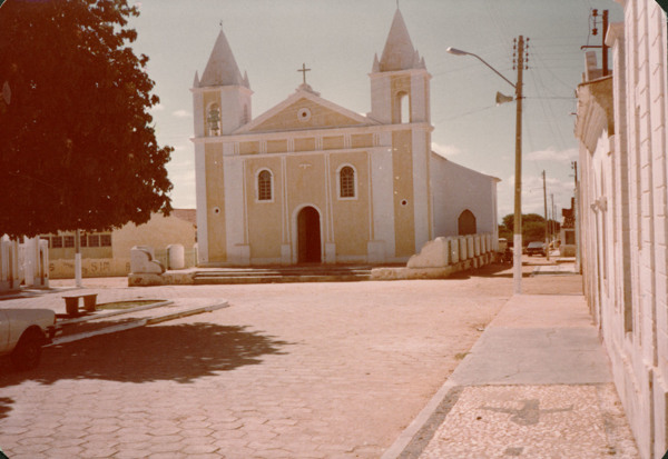 Igreja matriz : Abaré, BA - [19--]