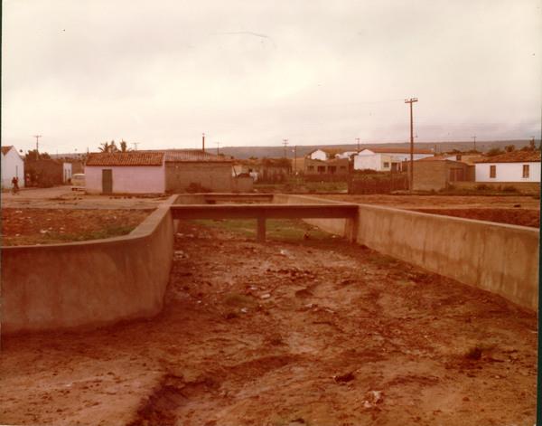 Canalização do Rio Pataíba : Água Fria, BA - [19--]