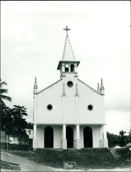Igreja Matriz Nossa Senhora da Conceição : Aiquara, BA - 1983