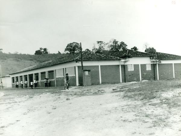 Colégio Municipal Américo Souto : Aiquara, BA - 1983