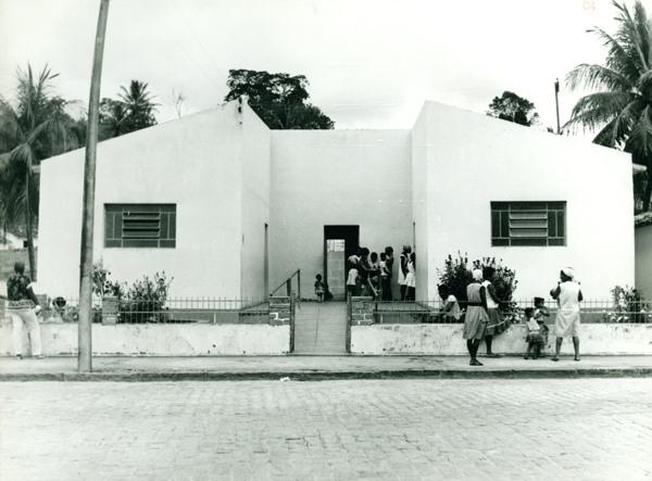 Posto médico : Aiquara, BA - 1983