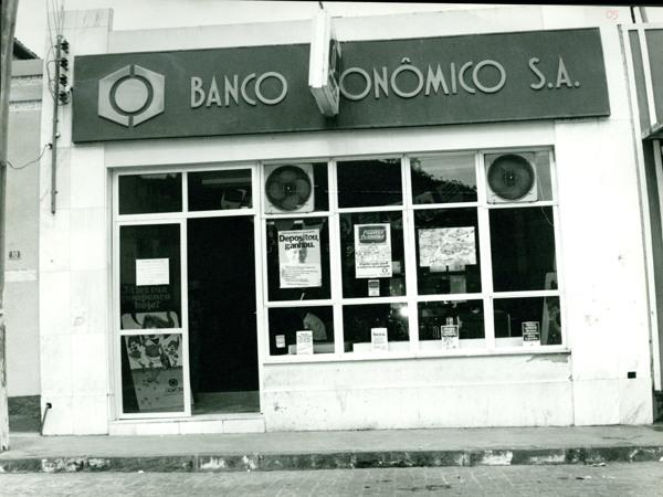 Banco Econômico S.A. : Aiquara, BA - 1983