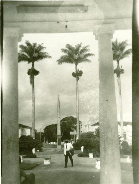 Coreto do Jardim Lourival Monte : Amargosa, BA - [19--]