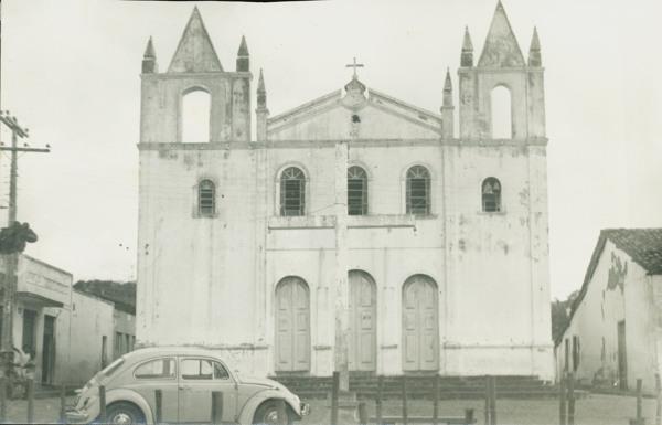 Igreja Nossa Senhora da Conceição : Anguera, BA - [19--]
