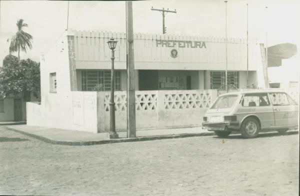 Prefeitura Municipal : Anguera, BA - [19--]