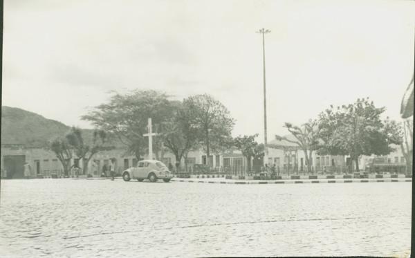 Praça Arthur Vieira : Anguera, BA - [19--]