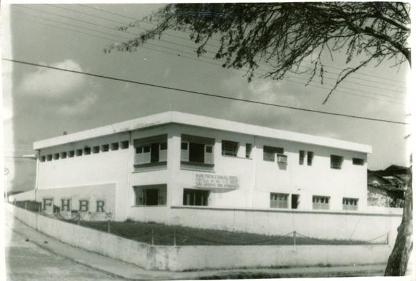 Fundação Hospitalar : Barra do Rocha, BA - [19--]