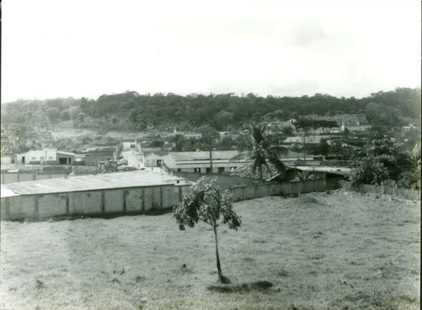 Vista parcial da cidade : Barro Preto, BA - [19--]
