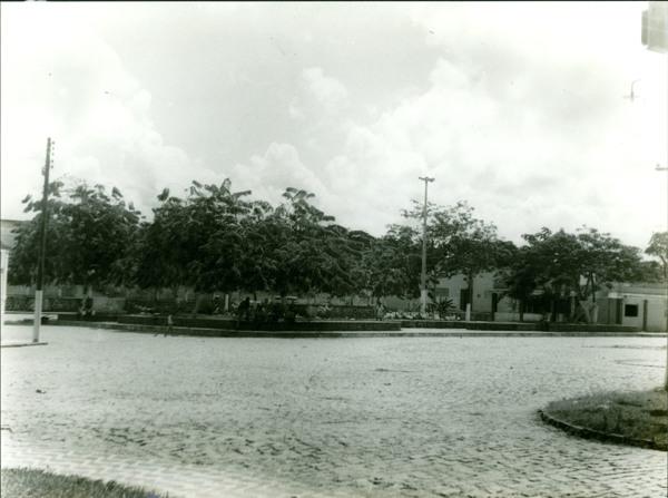 Praça João de Souza Leal : Barro Preto, BA - [19--]