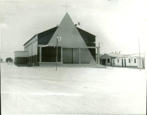 Igreja de São Sebatião : Belo Campo, BA - [19--]