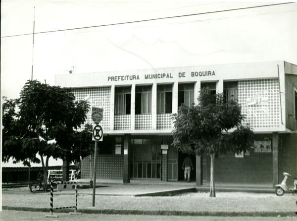 Prefeitura Municipal : Boquira, BA - [19--]
