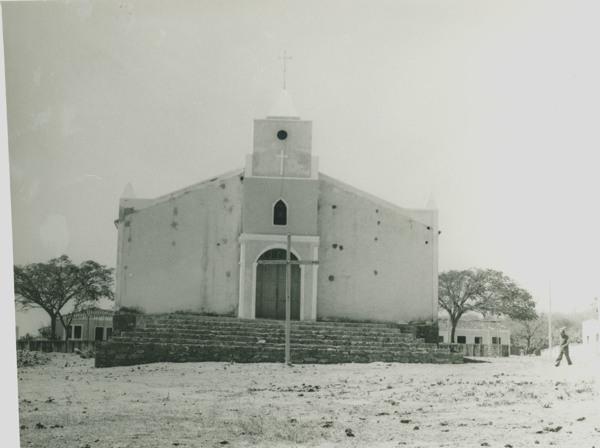 Igreja matriz : Botuporã, BA - [19--]