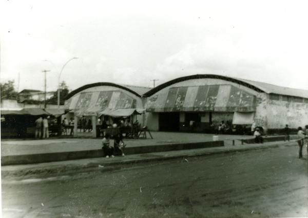 Mercado municipal : Buerarema, BA - [19--]