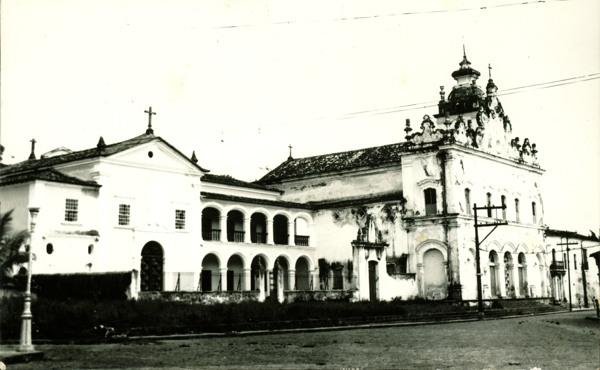 Igreja da Ordem Terceira do Carmo : Cachoeira, BA - 1957
