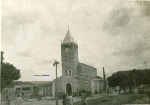 Catedral de Nossa Senhora de Santana : Caetité, BA - [19--]
