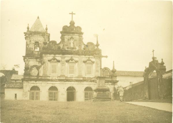 Convento de Santo Antonio : Cairu, BA - 1958